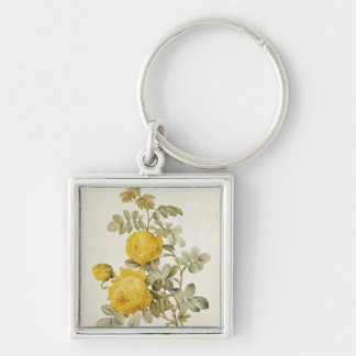 Rosa Sulfurea  from 'Les Roses' Key Chain