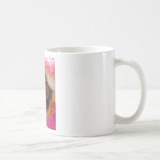 Rosa Taza De Café
