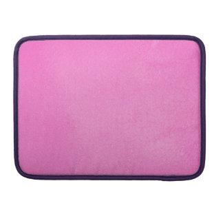 Rosa texturizado del bonito funda para macbook pro