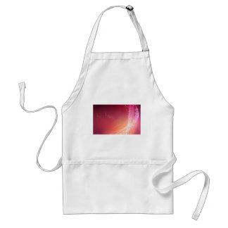 Rosa vibrante abstracto con las líneas blancas delantales