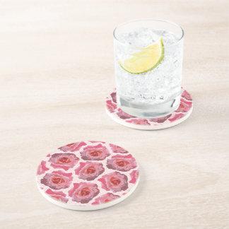 RosaCartoonus Drink Coaster