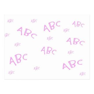 ` Rosado s de ABC Postal