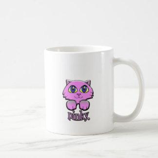 rosado taza clásica