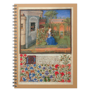 rosaleda medieval libreta