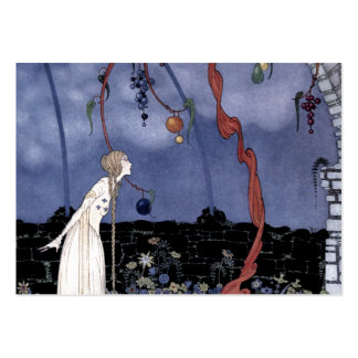 Rosalie and the Magic Plum Tree Large Business Cards (Pack Of 100)
