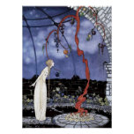 Rosalie and the Tree of Beauty by Virginia Sterret Posters