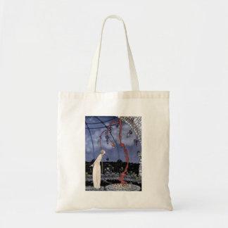 Rosalie Saw a Marvelous Tree Budget Tote Bag