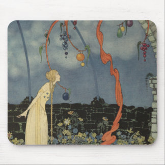 Rosalie saw before her eyes a marvellous tree mouse pad
