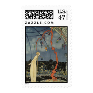 Rosalie saw before her eyes a marvellous tree postage