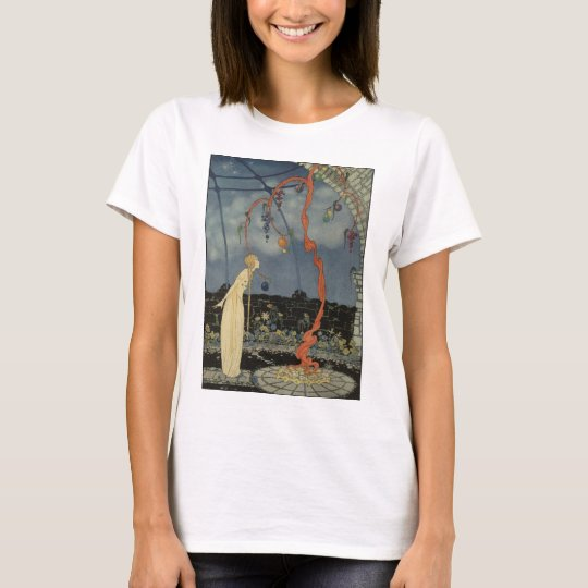 Rosalie saw before her eyes a marvellous tree T-Shirt