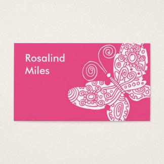 Rosalind Business Card