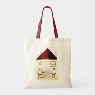 Rosalinde Bonnet Grocery Tote Budget Tote Bag