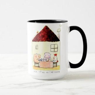 Rosalinde Bonnet Teatime Mug