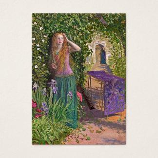 Rosamond justo en la glorieta tarjetas de visita grandes
