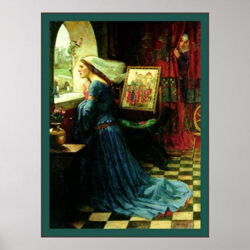 Rosamund justo póster