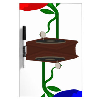 Rosaphones Dry-Erase Boards