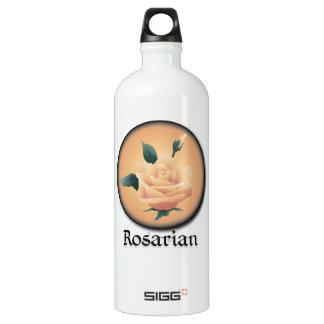 Rosarian Peach Water Bottle