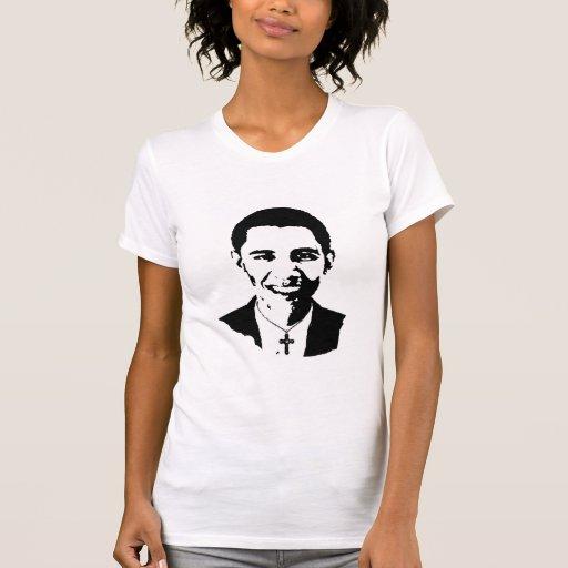 Rosario de Barack Obama Camisetas