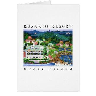 Rosario Resort Notecard