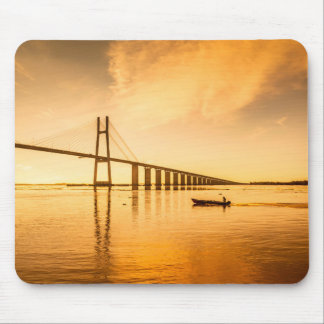 Rosario Victoria Bridge Mouse Pad