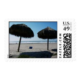 Rosarito Beach Mexico Stamp