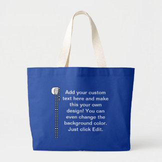 Rosary and Hand Symbol Tote Bags