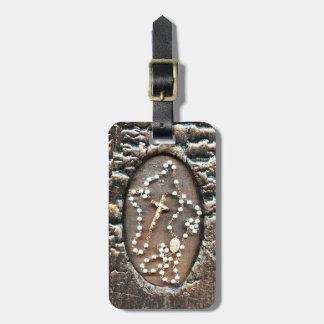 Rosary Bag Tag