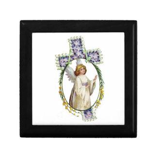 Rosary Box: Easter Morn Keepsake Box