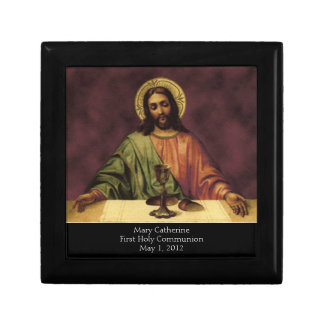 Rosary Box: You Are Our Dwelling Place Jewelry Box