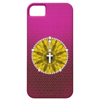 Rosary Dream Catcher Yellow iPhone SE/5/5s Case