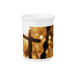 Rosary Drink Pitcher
