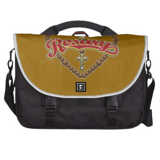 Rosary Heart Red Bag For Laptop