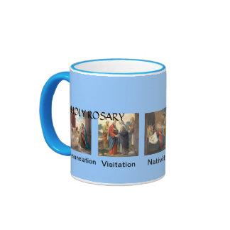 Rosary Joyful *Mysteries Coffee Mug