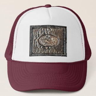 Rosary Trucker Hat