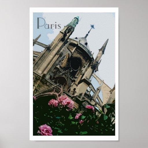 Rosas 2004 de Notre Dame Póster