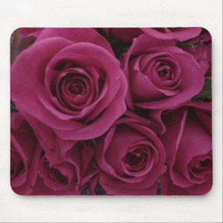 rosas alfombrilla de raton