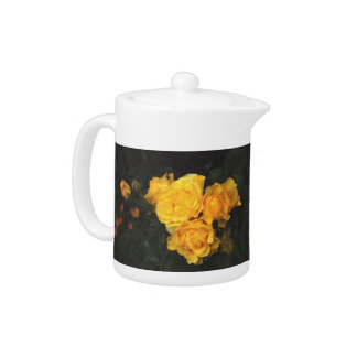Rosas amarillos