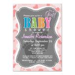 Rosas bebés Camo; Camuflaje Invitación 11,4 X 15,8 Cm