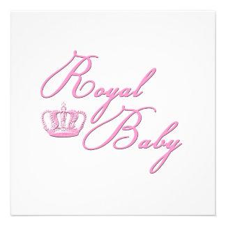 Rosas bebés reales con la corona anuncios