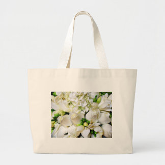 Rosas blancos, rosas de Love_ Bolsas
