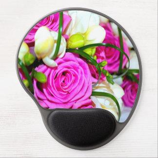 Rosas bonitos alfombrilla gel