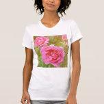 Rosas bonitos de noviembre camisetas