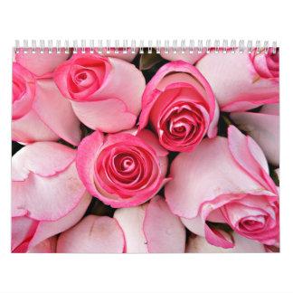 Rosas Calendario