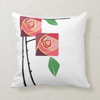 Rosas Cojín