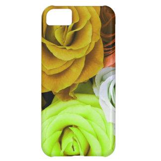 Rosas coloreados