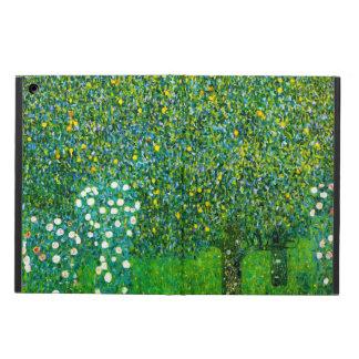 Rosas de Gustavo Klimt debajo del peral