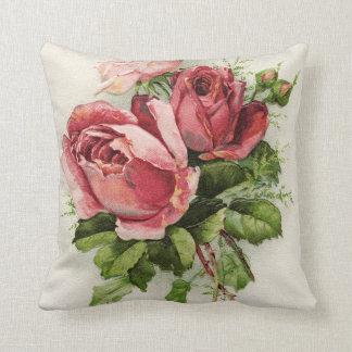 Rosas de la antigüedad del arte del vintage