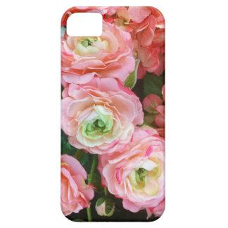 Rosas de la col funda para iPhone 5 barely there