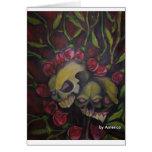 rosas de la estafa del viene del vida del la tarjeta