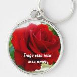 Rosas de Maio Chaveiro